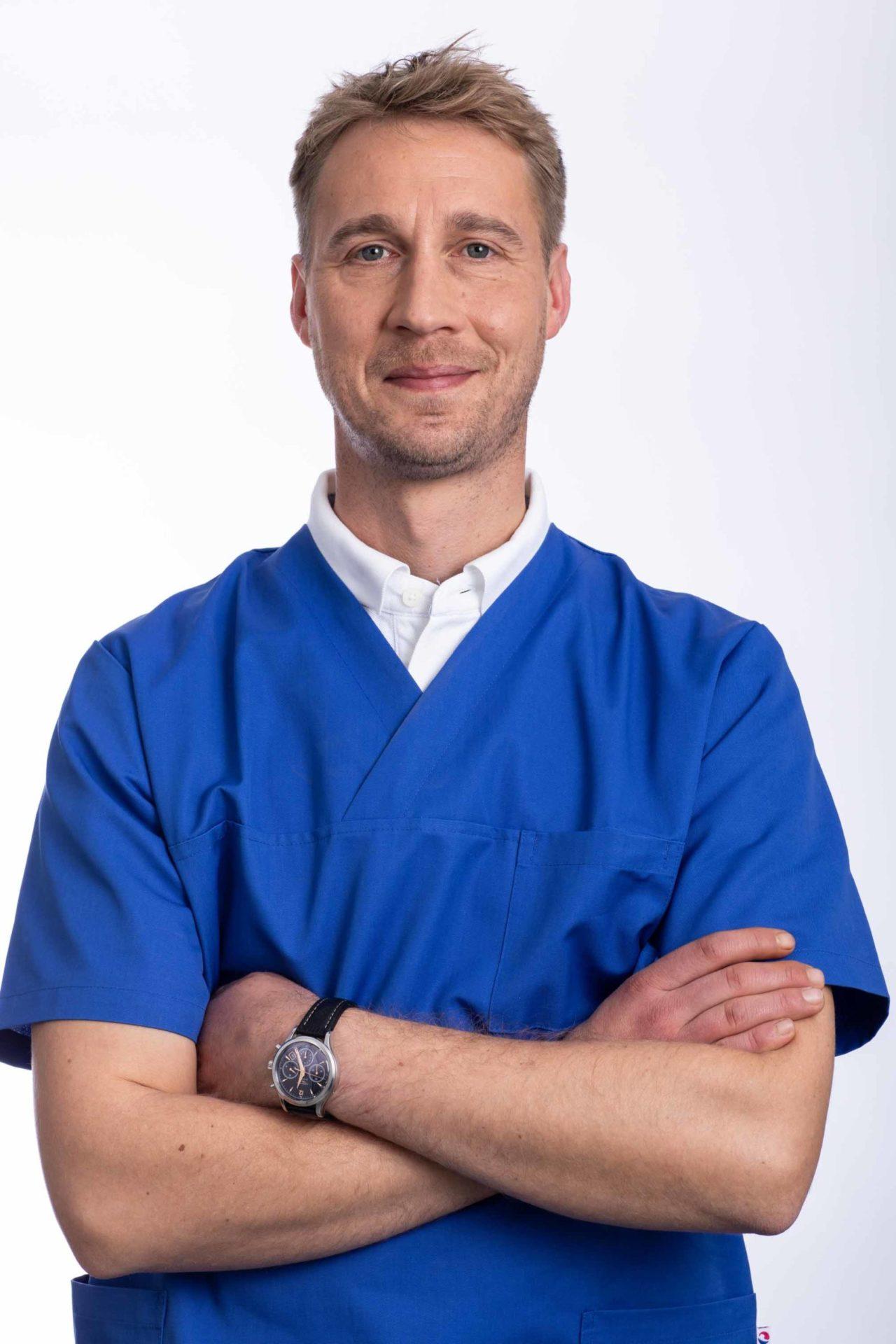 Tierarzt Lorcan Stobbe